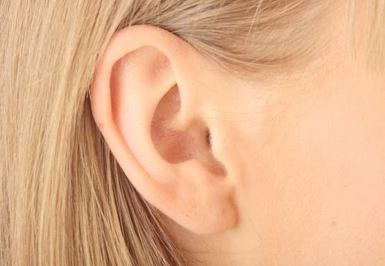 Telinga bersih tanpa masalah