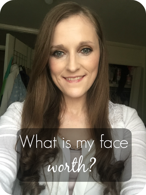 what is my face worth?