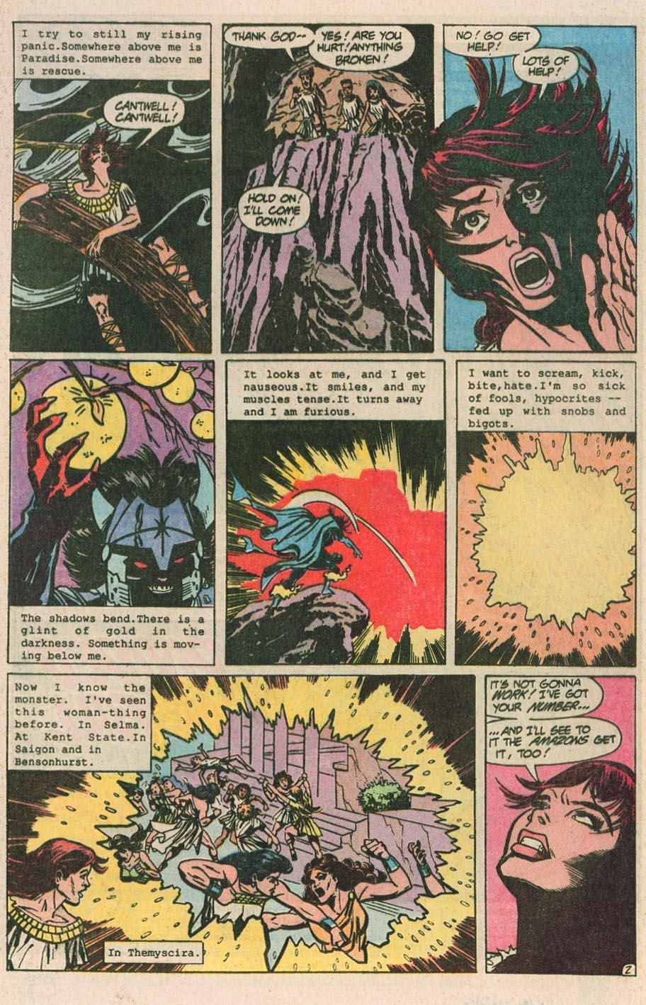Read online Wonder Woman (1987) comic -  Issue #40 - 4