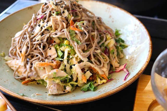 Alvarado Street Asian Chicken Salad