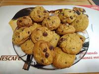 Receta fácil de Chips Ahoy! Cookie real Chocolate chip