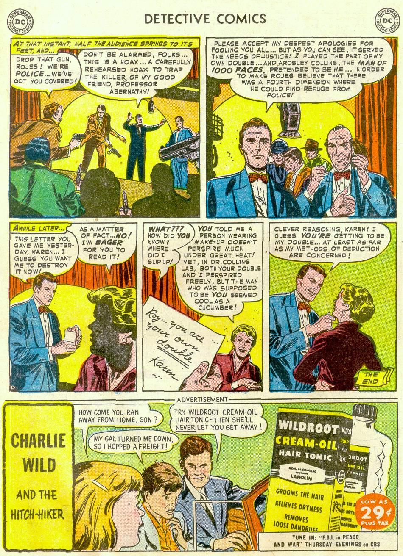 Read online Detective Comics (1937) comic -  Issue #181 - 22