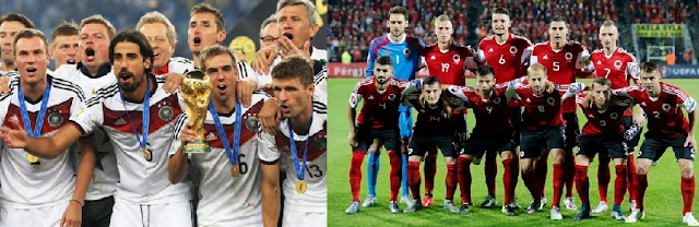 Albania Will Play Friendly Match with World Champions?