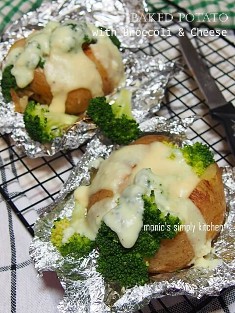 resep baked potato