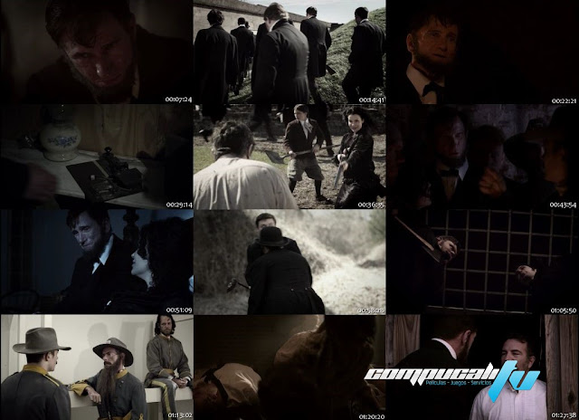 Abraham Lincoln vs Zombies DVDRip Latino