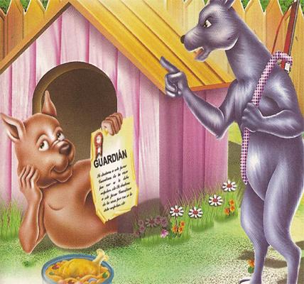 Fabula los Dos Perros
