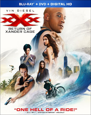 Xxx Return Of Xander Cage 2017 Dual Audio BRRip 480p 180mb HEVC x265