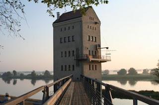 Groß Neuendorf  Maschinenhaus am Oderbruch