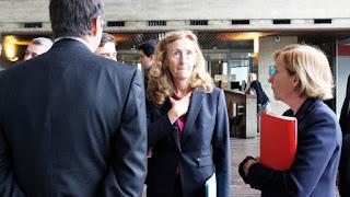 Réforme de la justice : la ministre Nicole Belloubet en visite en Bourgogne