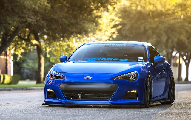 2016 Subaru BRZ STi Review