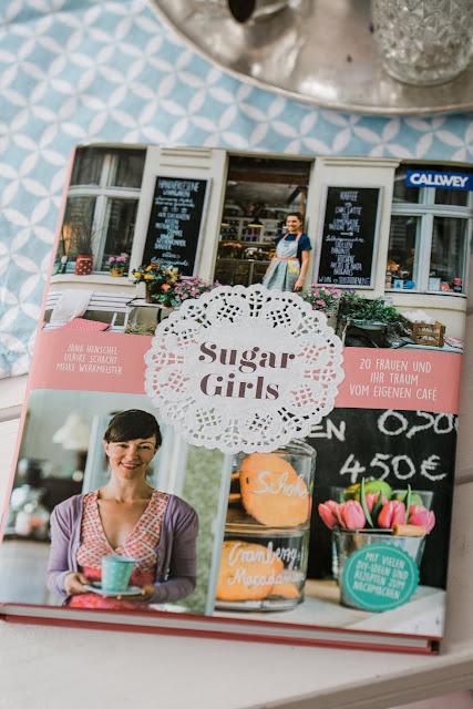Buchtip Sugar Girls, Pomponetti