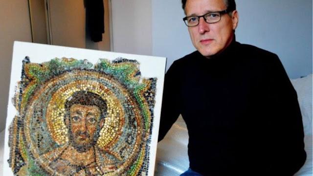 Κλεμμένο βυζαντινό ψηφιδωτό 1.600 ετών βρέθηκε στο Μονακό