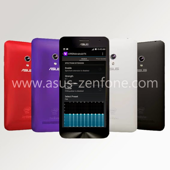 How to Install ViPER4Android FX for Zenfone ~ Asus Zenfone