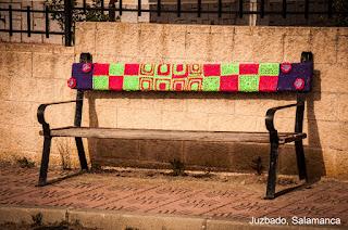Juzbado, Salamanca rural knitting ganchillo rural
