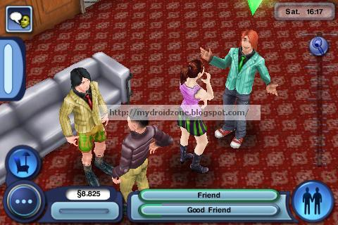 The Sims 3 Games APK + Data Android Free Download