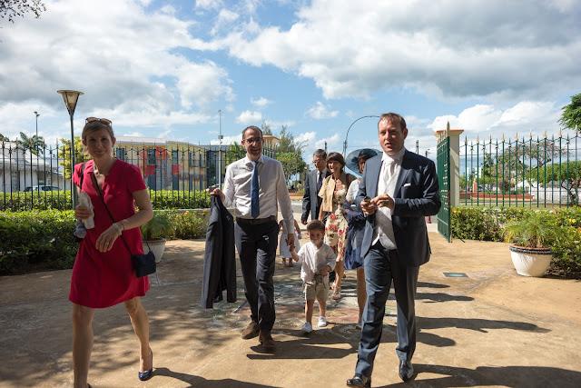 mariage mairie de Baie-Mahault, Guadeloupe