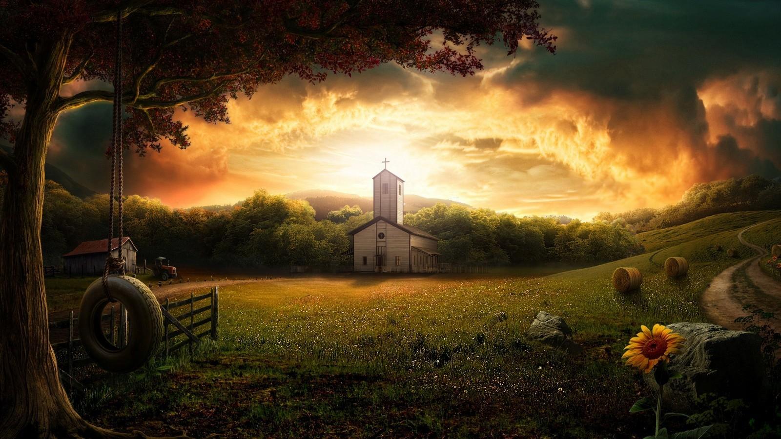 Best Nature Scene HD Wallpaper