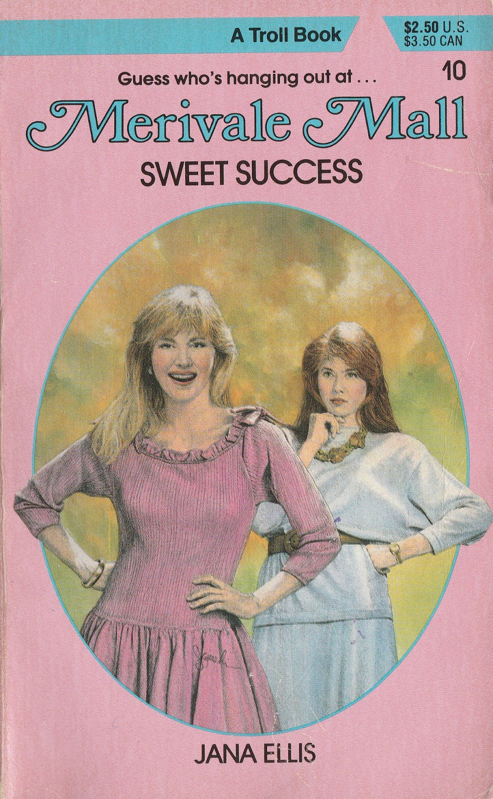 In Merivale Mall #10, Sweet Success, Lori's talent at creating fashion has  been discovered. Lori now has a wealthy backer who gets her started in  business.