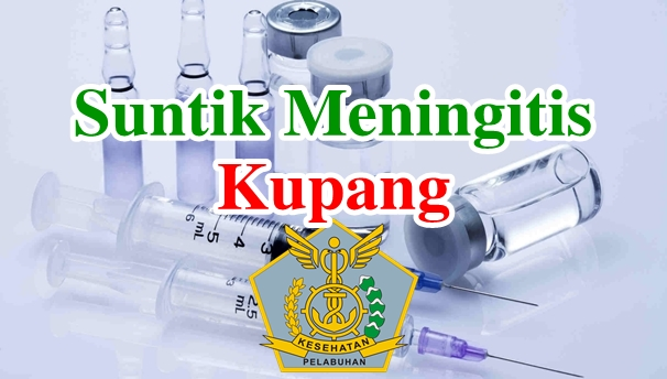 Alamat Tempat Suntik Vaksin Meningitis di Kupang