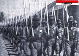 Organisasi-Organisasi Militer Pada Masa Pendudukan Jepang Di Indonesia