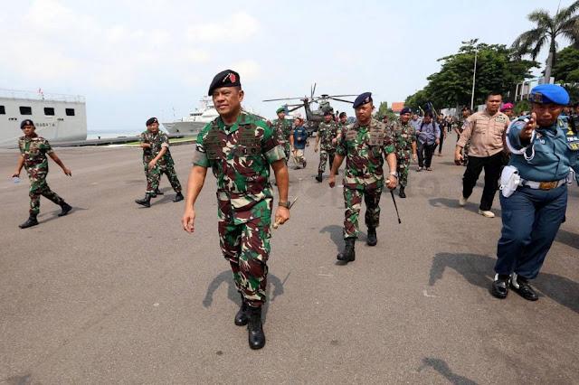 Peluang Jenderal Gatot Nurmantyo di Pilpres 2019