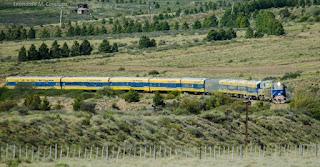 Sin Tren Patagónico por falta de pago