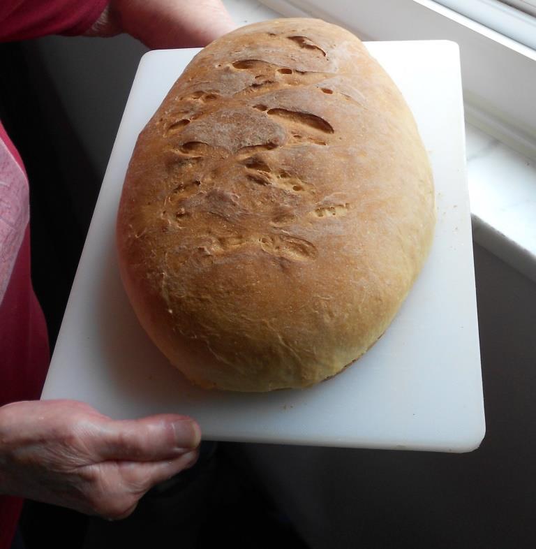 Vinegar-Bread-loaf