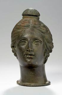 Etruscan perfume jar