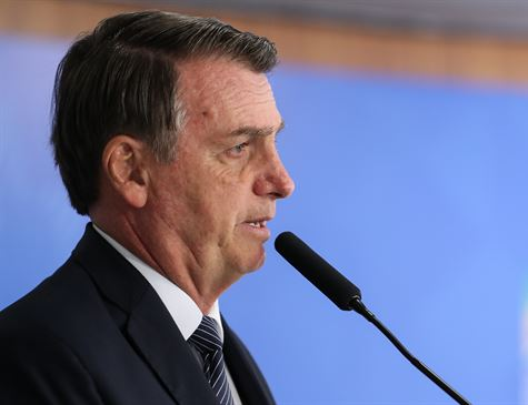 Bolsonaro condena prisão de vice-presidente do Parlamento venezuelano
