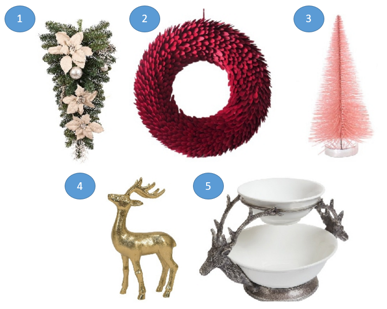 Home Decor Holiday Sales 2016