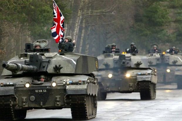 Keluar Dari Uni Eropa , Inggris Tetap Bagian Dari NATO