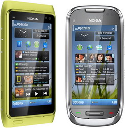 Greener versions of Nokia C7 and N8 offered by Telefónica