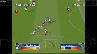 Super Shot Soccer Android