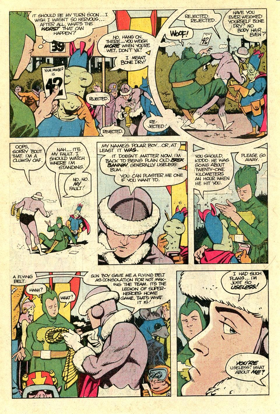 Read online Secret Origins (1986) comic -  Issue #37 - 7
