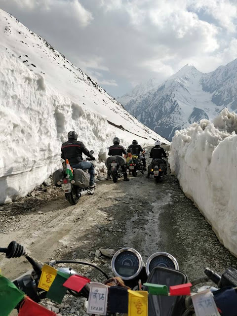 White Spiti Ride Part 02