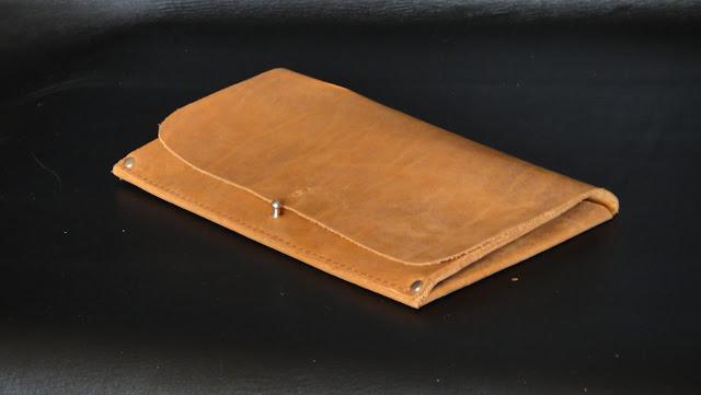 Туристический конверт кожа - папка для бумаг, сумка конверт кожа