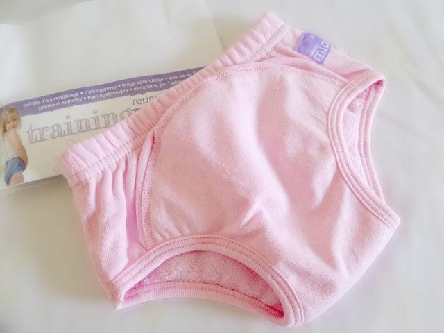 Les culottes d'apprentissage Bambino Mio