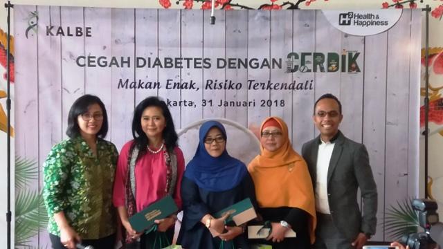 Cara Mengatasi Penyakit Diabetes dengan H2 Tepung Kelapa dari Kalbe Farma