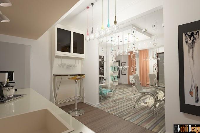 Design interior apartament 4 camere - Amenajari interioare case moderne