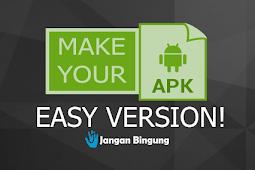 Situs Pembuat Aplikasi Android tanpa Coding
