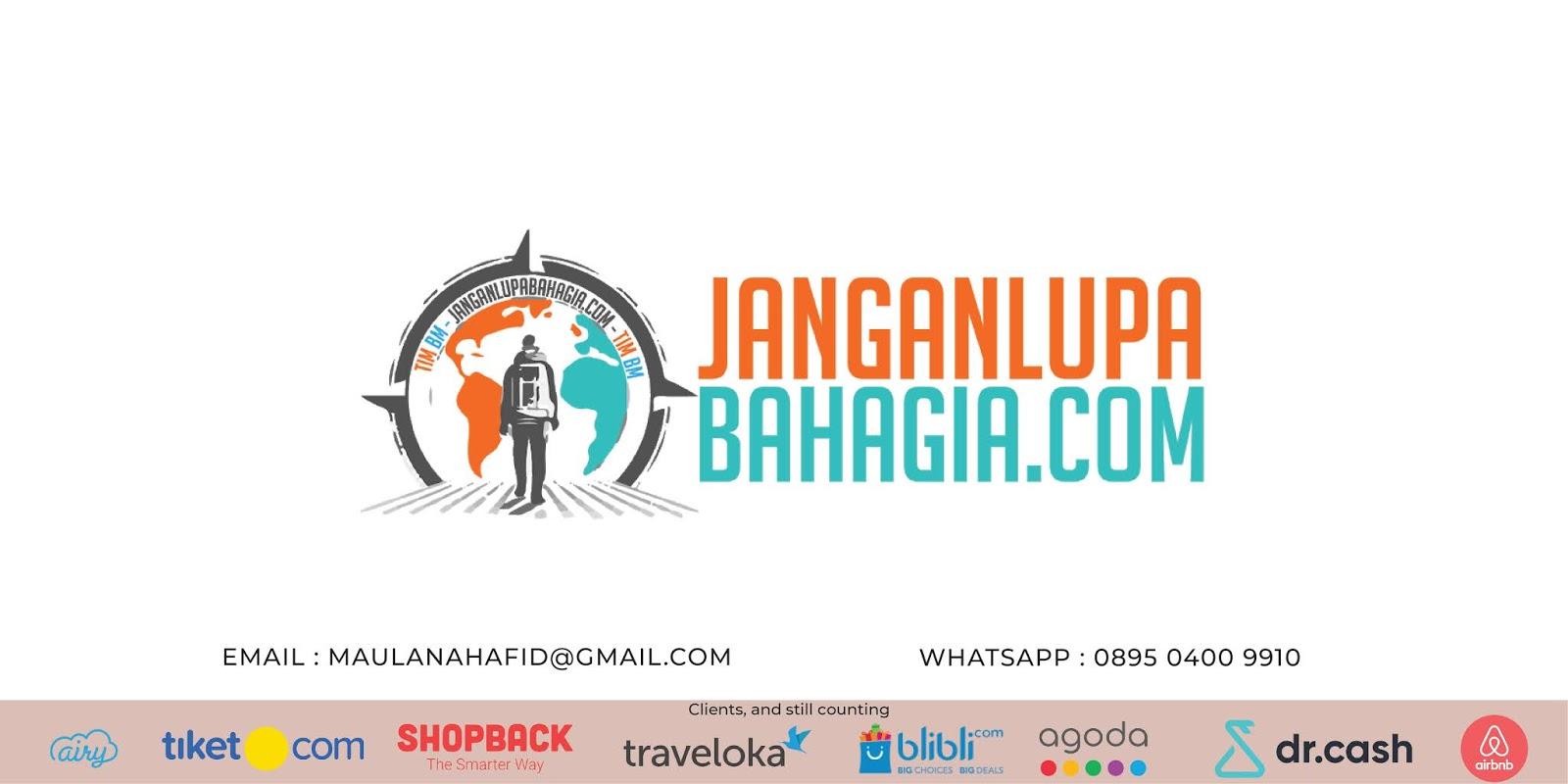 Pasang Iklan dan Content Placement di Travel Blog Indonesia