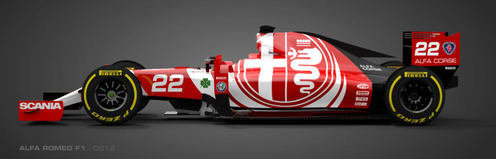 amanti delle supercar: formula 1 - alfa romeo back with sauber in