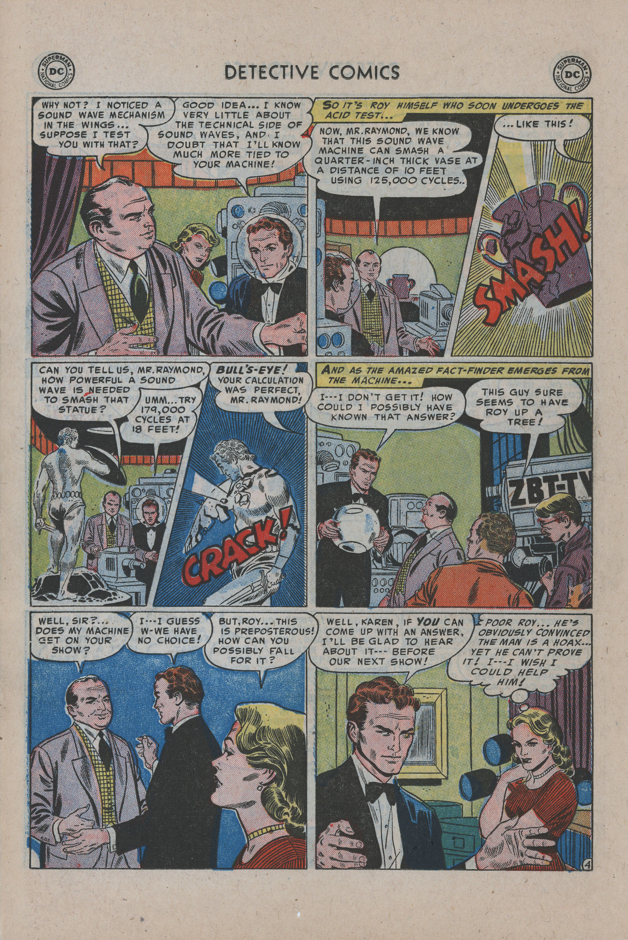 Read online Detective Comics (1937) comic -  Issue #200 - 21