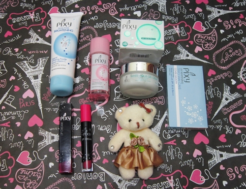 Pixy Beauty Hampers Review #ClozetteXPixy