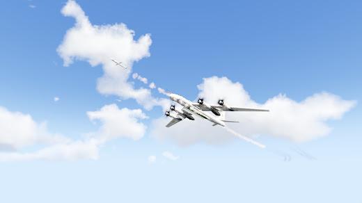 Arma3用Tu-95 Bear戦略爆撃機アドオン