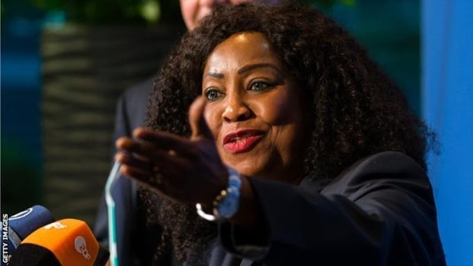 Fifa's Fatma Samoura to visit Sierra Leone over FA dispute