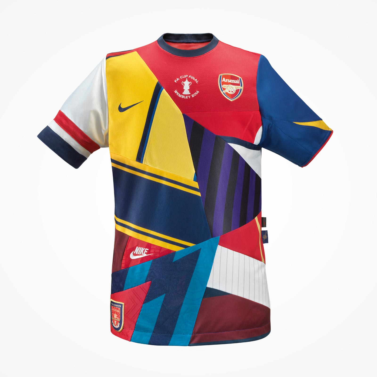 Nike to Release Limited Edition Barcelona Mashup Jersey to
