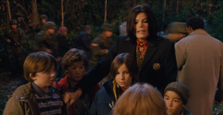 Очень страшное кино 4. Майкл Джексон