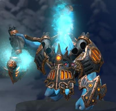 Spirit Breaker - Ironbarde Charger