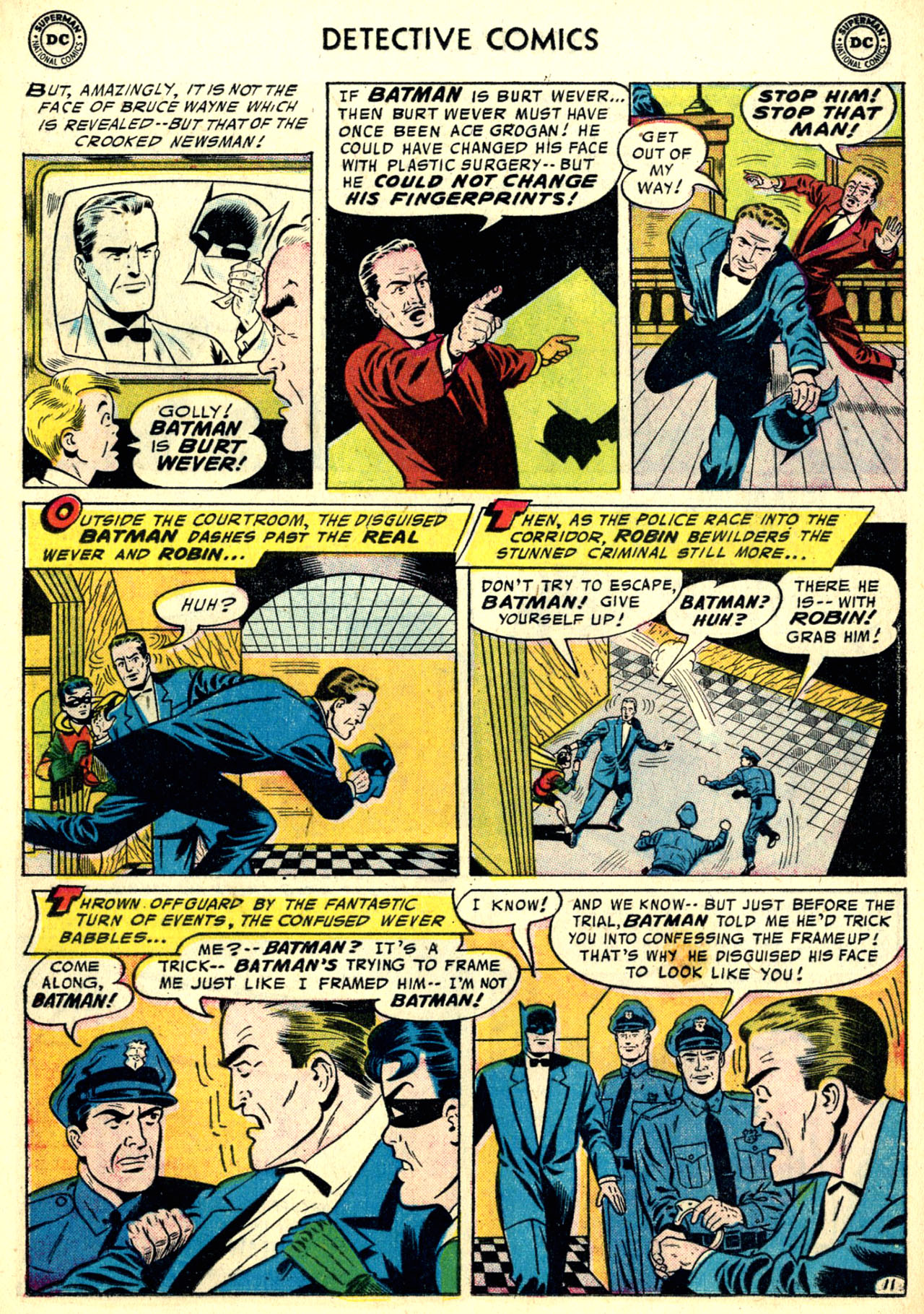 Detective Comics (1937) 240 Page 12